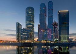 """Строительство """"Москва-Сити"""" будет завершено в течение четырех лет"""