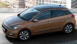 Опубликованы первые снимки нового поколения Hyundai i20