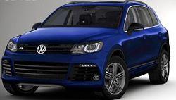 Volkswagen в Европе начал сбор заявок на новое поколение кроссовера Touareg