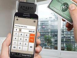 Amazon представил мобильный платежный терминал