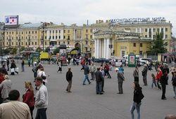 В Санкт-Петербурге за 1,2 млрд руб. реконструируют Сенную площадь