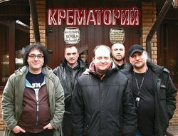 """""""Крематорий"""" отправляется на гастроли в Европу"""