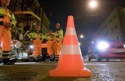 Ремонт улицы Айской в Уфе выполнят в ночное время