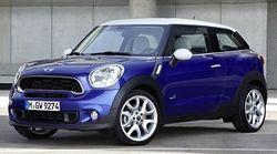 На московском автосалоне Mini представит две новые модели - Paceman и Countryman