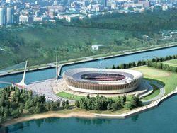 Стоимость нижегородской арены к ЧМ-2018 выросла до 17 млрд руб.