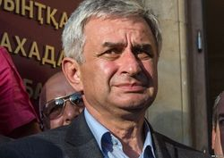 ЦИК Абхазии объявил о победе Рауля Хаджимбы на выборах президента