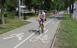 В Уфе велодорожку на проспекте Октября отремонтируют за 7,3 млн руб.
