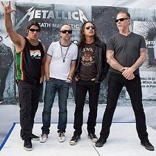 Metallica удостоена чести попасть в Книгу рекордов Гиннеса