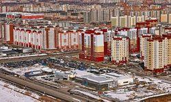 Тюменская область лидирует среди субъектов РФ по вводу жилья на душу населения