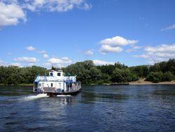 Речные переправы Уфы перевезли 457 тыс. пассажиров