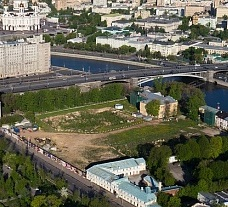 Аукцион по продаже 3 га земли на Софийской набережной в Москве состоится 3 октября