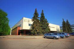 Территорию Дворца молодежи в Уфе отремонтируют за 8 млн рублей