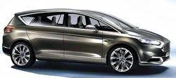 Представлен семиместный минивэн Ford S-Max второго поколения