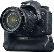 Компания Canon выпустила зеркальную камеру EOS 7D Mark II