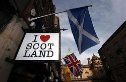 В Шотландии сегодня проходит референдум о независимости