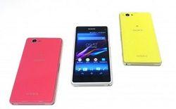 В России стартовали продажи смартфона Sony Xperia Z3 Compact