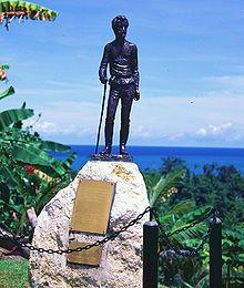В Папуа — Новой Гвинее восстановлен памятник Миклухо-Маклаю