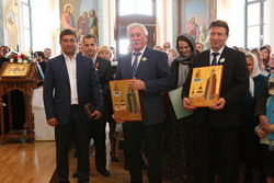 Православный храм восстановили в селе Хирино