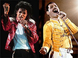 В ноябре будет представлена совместная песня Майкла Джексона и Фредди Меркьюри