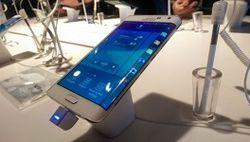 Samsung выпустит Galaxy Note Edge в ограниченном издании