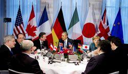 Страны G7 выделят медоборудование и окажут помощь для борьбы с Эболой