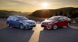 Компания Subaru выпустила обновленное семейство Impreza