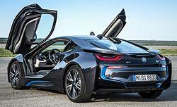 В 2016 году будет представлен мощный гибридный спорткар BMW i9