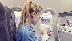 В Европе разрешили пользоваться мобильными устройствами в самолетах
