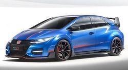 Компания Honda обновила Civic Type R