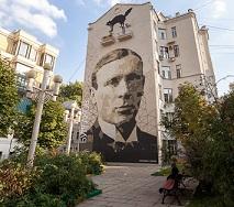 В Москве на торцах домов нарисуют портреты известных деятелей искусства
