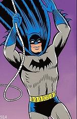 В США к 75-летнему юбилею Бэтмена выйдет серия марок