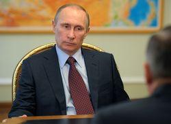 Сегодня Путин проведет заседание Совбеза по угрозам нацбезопасности в интернете