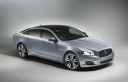 Jaguar рассекретил седан ХЕ