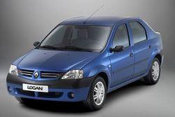 Первое поколение Renault Logan подешевело на 12 тыс рублей