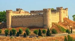 На аукцион выставлен замок Кастильо-де-Македа