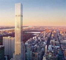 В Нью-Йорке завершено строительство самого высокого небоскреба в городе