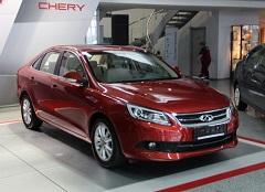 В Китае с ноября начнутся продажи Chery Arrizo 3