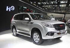 В Китае Haval H9 поступит в продажу в начале 2015 года