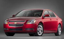Chevrolet Malibu уходит с авторынка России