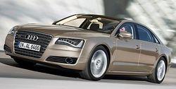 Люксовый Audi A8 нового поколения будет иметь систему автономного управления