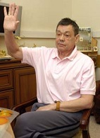 Николай Караченцов отмечает свое 70-летие