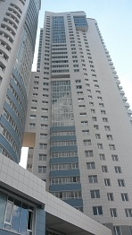 В Москве завершается строительство самого высокого жилого дома