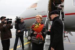 В Уфу с рабочим визитом прибыла Ольга Голодец
