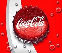 Продажи Coca-Cola на российском рынке снизились на 1%
