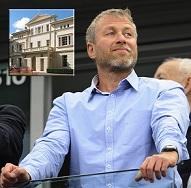 Лондонский особняк Абрамовича попал в десятку самых дорогих домов мира