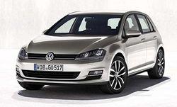Семейство Volkswagen Golf к 2018 году пополнится новым кроссовером