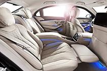 Mercedes-Benz представил первые изображения нового Maybach S600