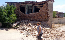 В Греции произошло землетрясение магнитудой 5,3