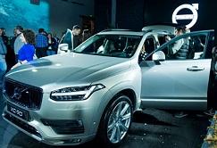 Volvo XC90 нового поколения представлен в Москве