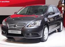 На российском рынке стартовали продажи нового Nissan Sentra